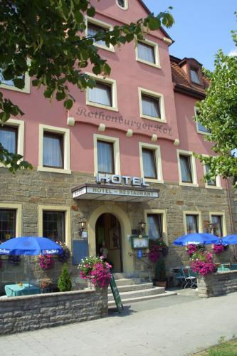 . Hotel Rothenburger Hof