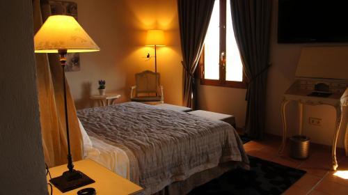 Standard Doppel- oder Zweibettzimmer La Mozaira 6