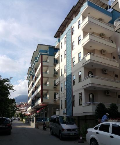 Alanya Hotel Midi address