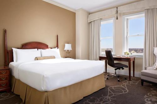 The Fairmont Hotel Macdonald - Edmonton, AB T5J 0N6