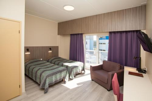 Superior Twin Room with Dinner & Spa access