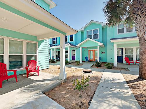 After Beach Delight 503   Three Bedroom Townhome