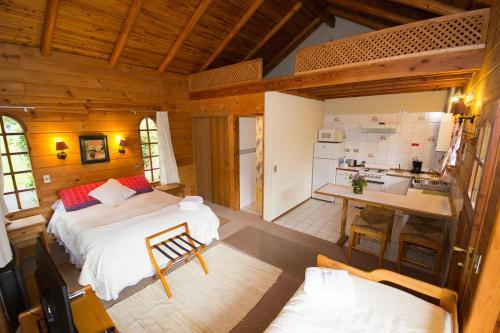 Cabañas Playa Linda - Accommodation - Pucón