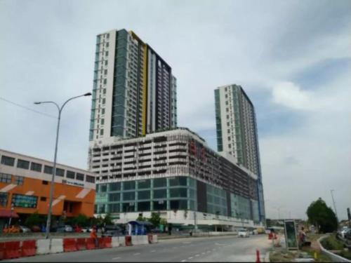 Evo Suite Bangi with Wifi, Hulu Langat