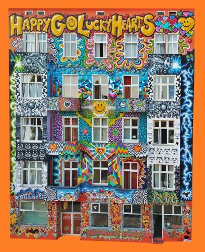 Happy go Lucky Hotel + Hostel photo 29