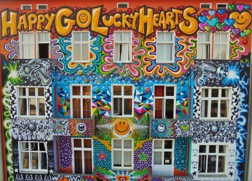 Happy go Lucky Hotel + Hostel photo 30