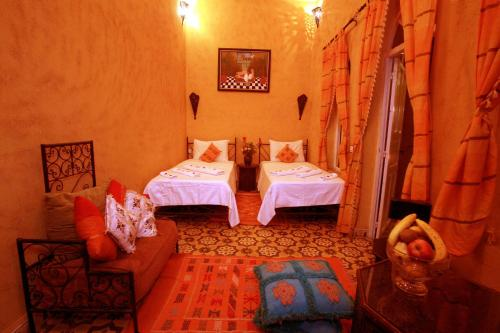 Berber Twin Room