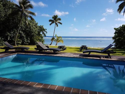 Sunset Quay In Rarotonga Cook Islands Reviews Prices