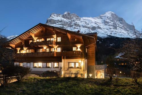 Endweg 55, 3818 Grindelwald, Switzerland.