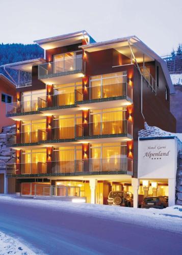 Hotel Alpenland St. Anton am Arlberg