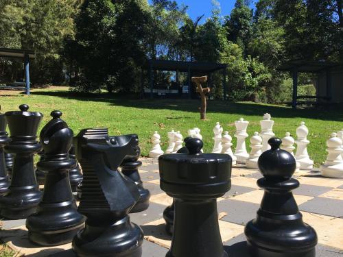 Фото отеля Mapleton Cabins & Caravan Park