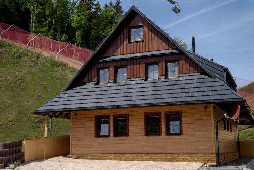 . Apartmány Borovica