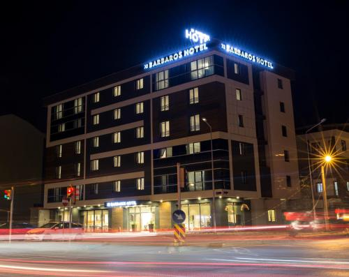 Canakkale MD Barbaros Hotel tatil