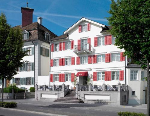 Swiss, Pension in Kreuzlingen