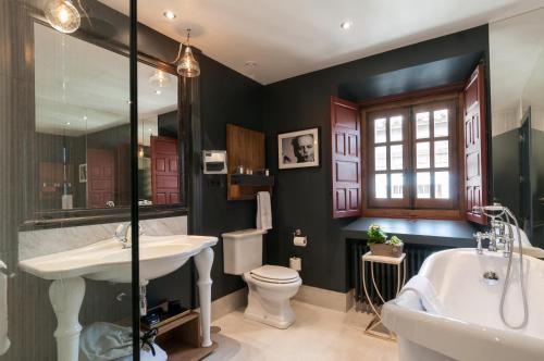 Deluxe Double Room - single occupancy La Casa del Presidente 1