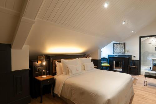 Deluxe Double Room - single occupancy La Casa del Presidente 3