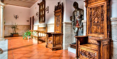 Hotel Casa Palacio Santa Cruz De Mudela In Spain