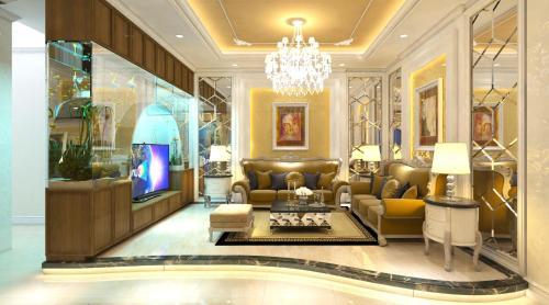 Rung Huong Apartment