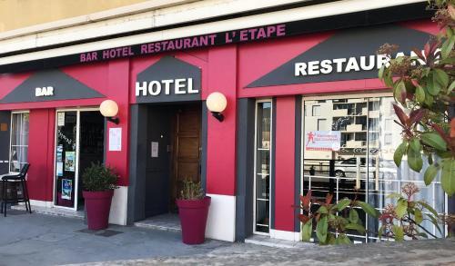 . Hotel Restaurant L'Etape