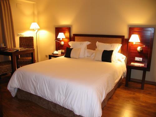 Habitación Doble - 1 o 2 camas Hotel Boutique & Spa El Privilegio 8
