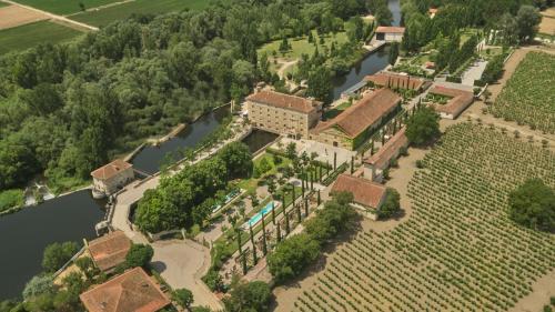 . Hacienda Zorita Wine Hotel & Organic Farm