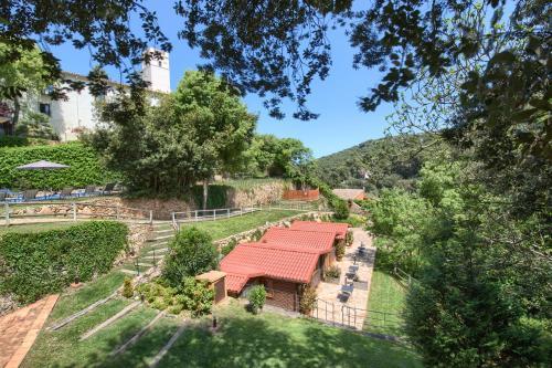 Bungalow con jardín - Uso individual Hotel Convent 7