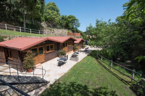 Bungalow con jardín - Uso individual Hotel Convent 8