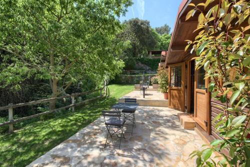 Bungalow con jardín - Uso individual Hotel Convent 3