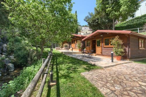 Bungalow con jardín - Uso individual Hotel Convent 11