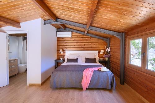 Bungalow con jardín - Uso individual Hotel Convent 1