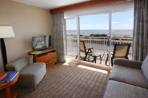 Queen Suite with Ocean View