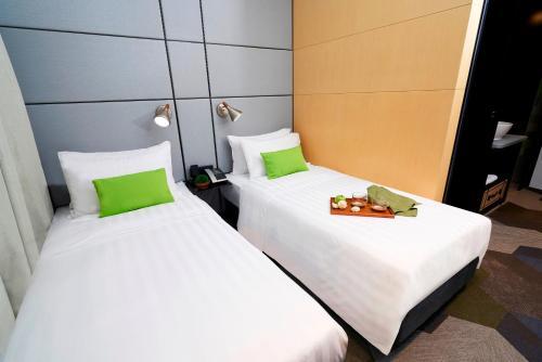 รูปภาพห้องพัก Hotel Ease Access Tsuen Wan