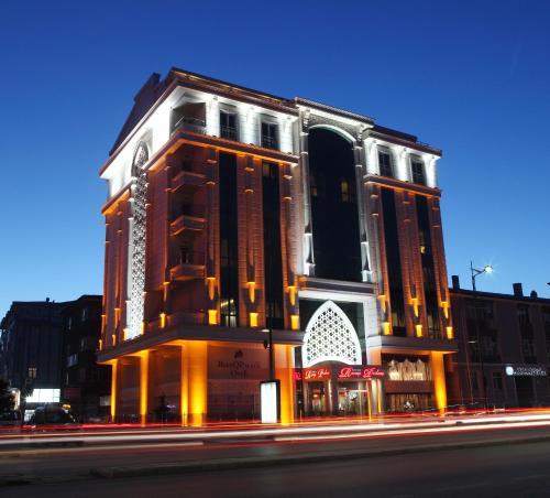 Sivas Revag Palace Hotel odalar