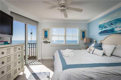 Estero Island Beach Villas 401 - Two Bedroom Condo