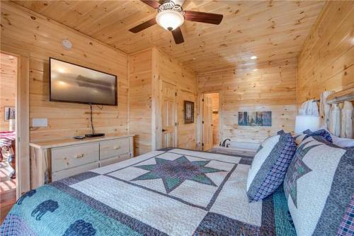 Damron's Dream - Five Bedroom Cabin - Scotts Valley, CA 37738