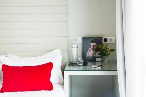 Habitación Doble Interior Pequeña Hotel Miró 12