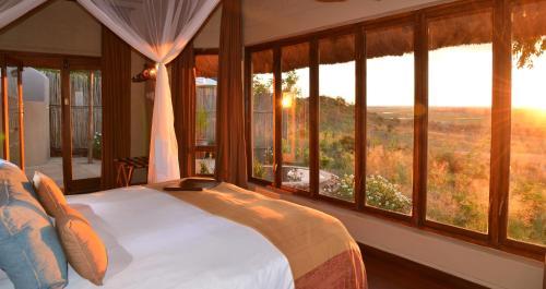 Ngoma Safari Lodge room photos