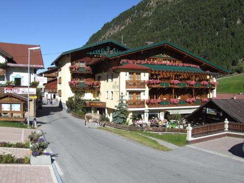 Natur-&Alpinhotel Post - Hotel - Vent