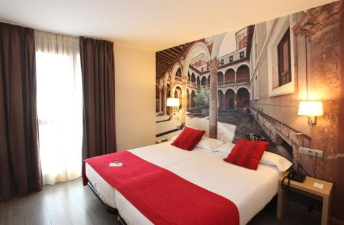 Habitación Doble con vistas ELE Enara Boutique Hotel 59