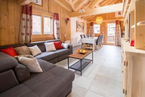 Simply Morzine - Apartment du Centre - Les Gets