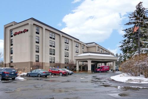 Hampton Inn Albany-Wolf Road - Hotel - Albany