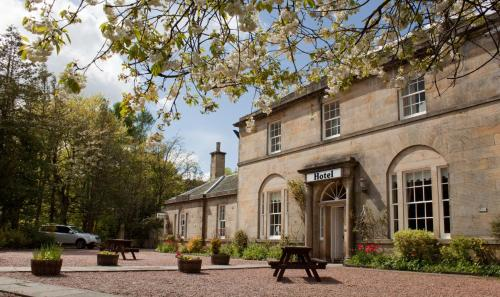 Bankton House Hotel (with B&B)