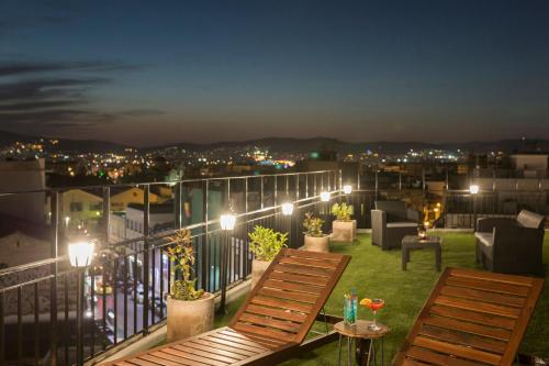 The Athens Version Luxury Suites