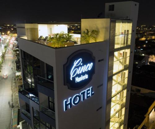 Фото отеля Hotel Cinco Monteria