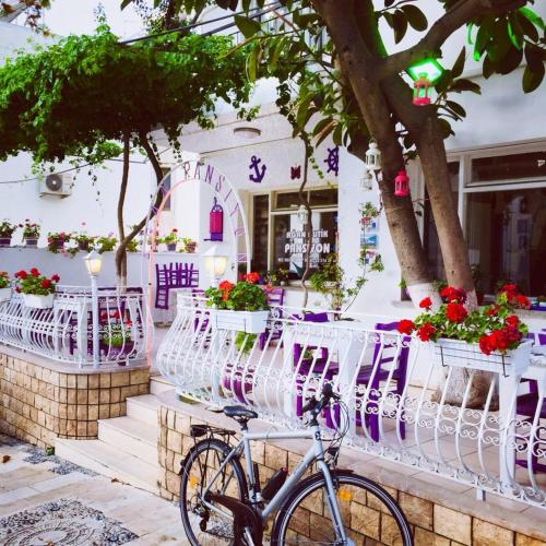 Bodrum City Agan Pension reservation