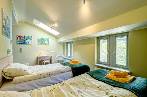 Double or Twin Room with Garden View- adapted for people with disabilities