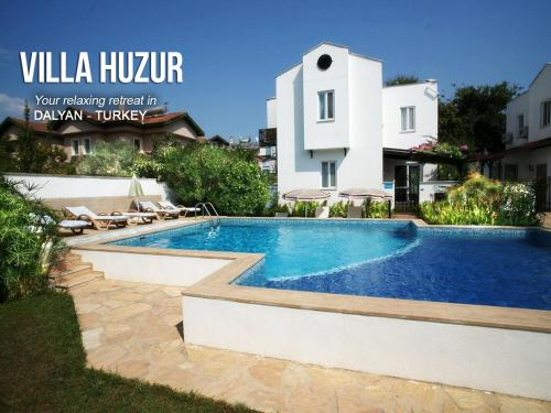 Dalyan Villa Huzur - Dalyan odalar