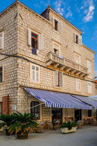 Hotel Glavovic, 20222 Lopud