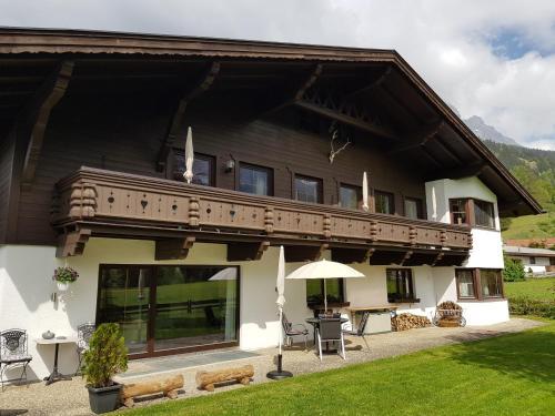 Apartmenthaus Lärchenhof Ehrwald