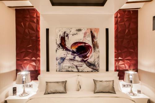 Deluxe Suite Wine & Soul Suites 3